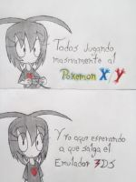 Pokemon X-Y :1: by Misery-Mistery