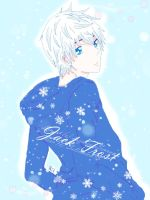 ROTG: Jack Frost by selinacch98