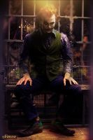 Why so serious, batman? by frizease