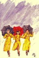 Singing in the Rain by ElAk2