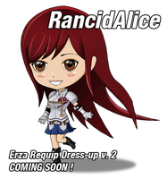 Erza Game Teaser by RancidAlice