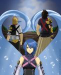 Kingdom Hearts BBS - Fated by AquaWaters