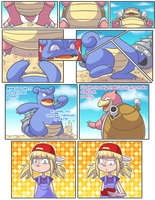 2Pokemon1Pokeball [Page 2] by albinosharky