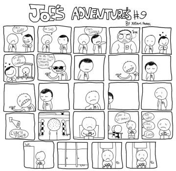 Joes Adventures 9 by LazyMuFFin