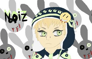 Dramatical Murder:Noiz by cottoncloudyfilly