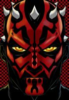 Darth Maul by Thuddleston