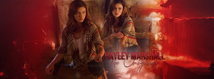 Hayley Marshall - The Originals by N0xentra