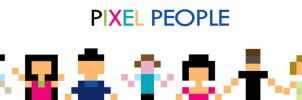 pixel people by nisaza
