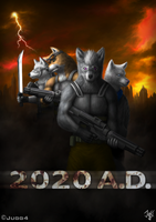 2020AD Cover by Jugg4