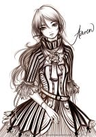 Victorian Aaren by Tomochii
