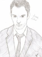 Jude Law by TheGoldenTomato