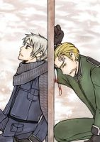 APH - Berlin Wall by tukhanh93