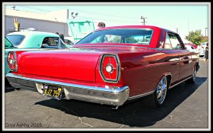 Ford Galaxie 500. by StallionDesigns