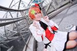 Love Live! - Sore wa Bokutachi no Kiseki Rin by Xeno-Photography