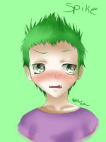Spike (MLP) by Awesome-Vivi