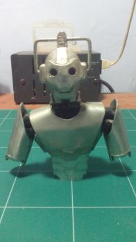 cyberman step 6 by SOCRAM13