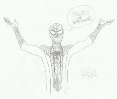 The Amazing Spider-man by topper-xt