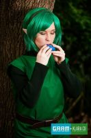 :Saria: We'll be friends forever... won't we? by ChibiSerenade