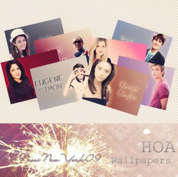 HoA  Wallpapers by NessiNewYork09