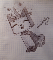 Unikitty by DixieRarity