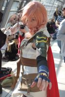 Lightning Cosplay - Enemy by Kawaii-Kioko