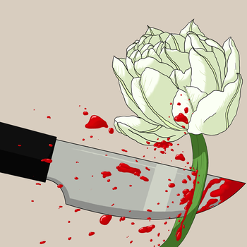 Blood Flower by Pon-Monster