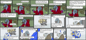 The Misadventures of Steve VII by Azes13