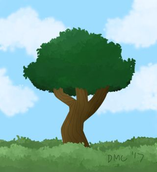 Tree by TheDMCArts