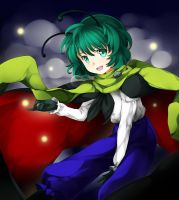 Wriggle Nightbug - February by Ninamo-chan