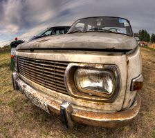 Wartburg Exterior by freemax