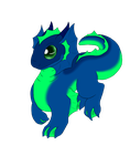 Sivath Hatchling by SleeplesslyDreaming