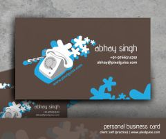 Visiting Card by Deathdart by designerscouch