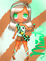 Mint!!! X33 by Candyholic97