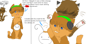 Ask PewDie the cat 5 by AskPewDie-The-Cat