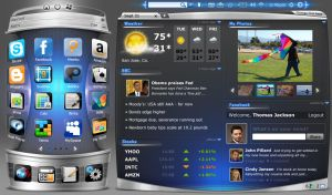 3D App Launcher by mycort