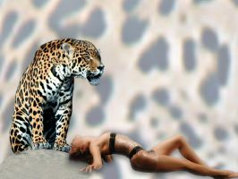 Guepard by Flore