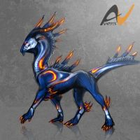 Alsaroth plus Avi by AverrisVis