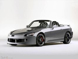 A-L Racing S2000 by Slick6