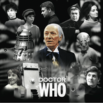 Doctor Who Calendar Preview: January: 1st Doctor by AndysLife