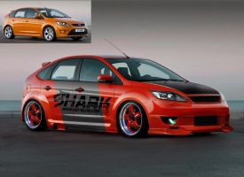 Virtual tuning ford by sharkurban