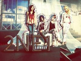 2NE1-LONELY by XxNatalixX