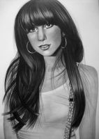 STEFANI - LADY GAGA 10 by AngelasPortraits
