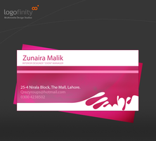Zunaira Malik by graphican