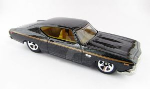 '69 Chevelle Black - L9932 by isolated-designs