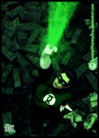 Green Lantern's Light by SammyWammyBoy