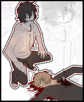 Birthday Gift- Jeff the Killer by 1Day4Dreams