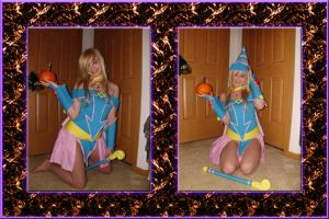 A Magically Happy Halloween with My DMG by GuardianOfCliffton