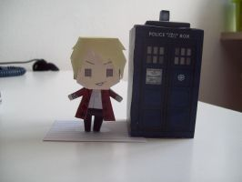 Doctor Who Paperdoll - 3 by Rabenstolz