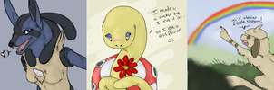 iScribble Champ 1-3 by mysdemeanor