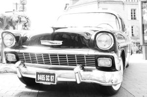 Chevy Bel Air by MikeyHramiak